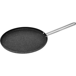 """Starfrit 030947-006-0000 The Rock Multi Pan With S/s Wire Handle, 10"""""""