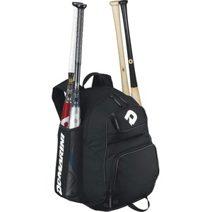 DeMarini Aftermath Carrying Case (Backpack) for Baseball Bat - Black