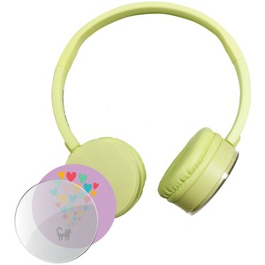 Hamilton Buhl Express Yourself Kidz Phonz Headphone - Yellow