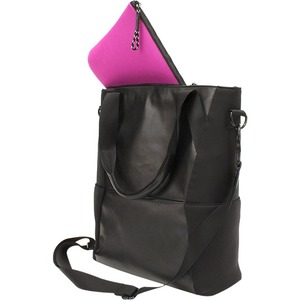 """M-Edge Tech Carrying Case (Tote) for 15"""" Notebook - Black"""