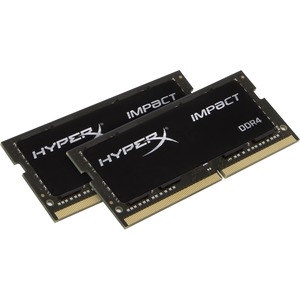 Kingston HyperX Impact SODIMM - 16GB Kit (2x8GB) - DDR4 2133MHz