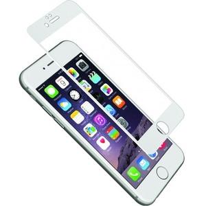 Cygnett AeroCurve Tempered Glass Aluminium Border iPhone 6 Plus - White White, Clear