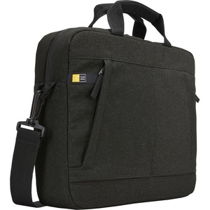 """Case Logic Huxton Carrying Case (Attaché) for 13.3"""" Notebook - Black"""