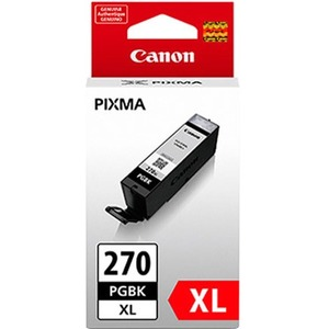 Canon PGI-270XL PGBK Original Ink Cartridge - Pigment Black