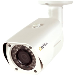 Q-See 3MP High Definition IP Bullet Security Camera (White)