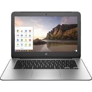 "HP Chromebook 14 G4 14"" LED Chromebook - Intel Celeron N2940 Quad-core (4 Core) 1.83 GHz - 4 GB DDR3L SDRAM - 32 GB SSD - Chrome OS (English) - 1920 x 1080"
