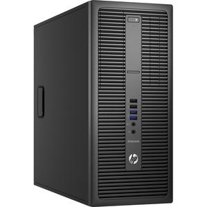 HP EliteDesk 800 G2 Desktop Computer - Intel Core i7 (6th Gen) i7-6700 3.40 GHz - 8 GB - 1 TB HDD - Windows 7 Professional 64-bit (English) - Micro Tower