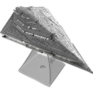 Ekids Star Destroyer Speaker System - Portable - Battery Rechargeable - Wireless Speaker(s) - Blue, Gray