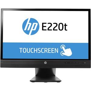 Hp EliteDisplay E220t 21.5-inch Touch Monitor (ENERGY STAR) Black - Keyboard Localization: English