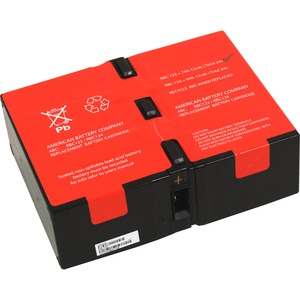 ABC RBC124 UPS Repacement Battery for APC
