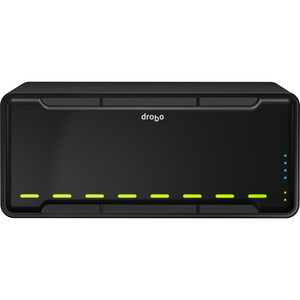 Drobo B810n NAS Array - 8 x HDD Supported - 8 x SSD Supported