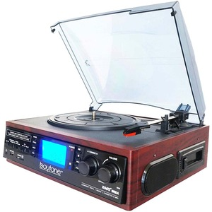 boytone Home Turntable System BT-19DJM-C