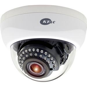 KT&C 2 Megapixel Surveillance Camera - Color, Monochrome