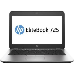 "HP EliteBook 725 G3 12.5"" Touchscreen LCD Notebook - AMD A-Series A10-8700B Quad-core (4 Core) 1.80 GHz - 8 GB DDR3L SDRAM - 128 GB SSD - Windows 10 Pro 64-bit - 1920 x 1080"