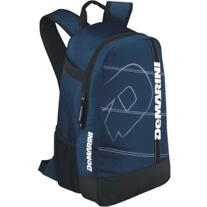 DeMarini Uprising Carrying Case (Backpack) for Baseball Bat, Helmet, Glove, Cleat - Navy