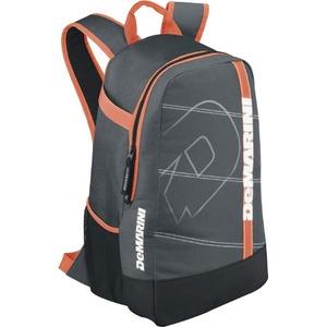 DeMarini Uprising Carrying Case (Backpack) for Baseball Bat, Helmet, Glove, Cleat - Coal