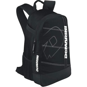 DeMarini Uprising Carrying Case (Backpack) for Baseball Bat, Helmet, Glove, Cleat - Black
