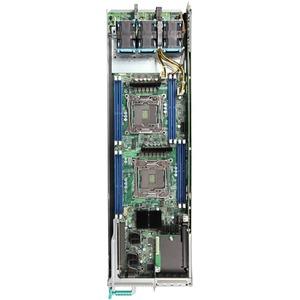 Intel HNS2600KPR Barebone System - 1U Rack-mountable - Intel C612 Chipset - Socket LGA 2011-v3 - 2 x Processor Support