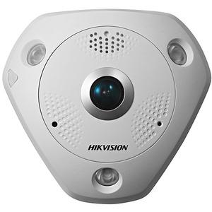 Hikvision DS-2CD6362F-IVS 6 Megapixel Network Camera - Color, Monochrome