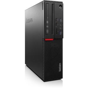 Lenovo ThinkCentre M900 10FH000KUS Desktop Computer - Intel Core i5 (6th Gen) i5-6500 3.20 GHz - 4 GB DDR4 SDRAM - 500 GB HDD - Windows 7 Professional 64-bit (English) upgrada ...(more)