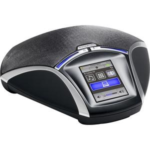 Konftel 55Wx Conference Phone - Liquorice Black, Silver