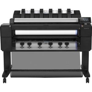 """HP Designjet T2530 PostScript Inkjet Large Format Printer - 36"""" Print Width - Color"""