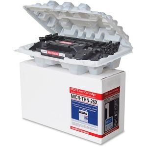 Micromicr MICR Toner Cartridge - Alternative for HP (26X)