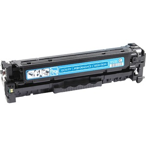 West Point Toner Cartridge - Alternative for HP (312A, CF381A) - Cyan