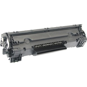 West Point Toner Cartridge - Alternative for Canon (137, 9435B001AA) - Black