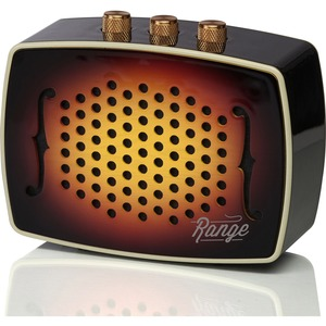 Bem Range Speaker System - Portable - Battery Rechargeable - Wireless Speaker(s) - Sunset