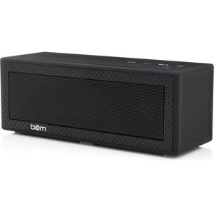 Bem Bravo BE20001 Speaker System - Portable - Battery Rechargeable - Wireless Speaker(s) - Black