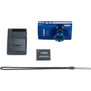 Canon PowerShot 190 IS 20 Megapixel Compact Camera - Blue