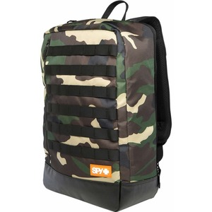"""SPY Drifter Carrying Case (Backpack) for 15"""", Notebook, MacBook Pro - Camo"""
