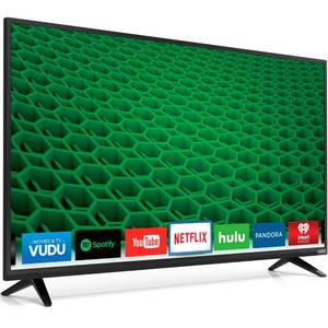 """VIZIO D D48-D0 48"""" 1080p LED-LCD TV - 16:9 - Black"""