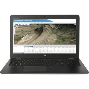 "HP ZBook 15u G3 15.6"" Touchscreen Mobile Workstation - Intel Core i7 (6th Gen) i7-6500U Dual-core (2 Core) 2.50 GHz - 8 GB DDR4 SDRAM - 256 GB SSD - Windows 10 Pro 64-bit - 19 ...(more)"