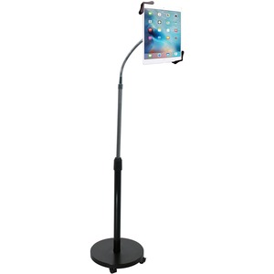 CTA Digital Gooseneck Floor Stand for iPad and Tablets