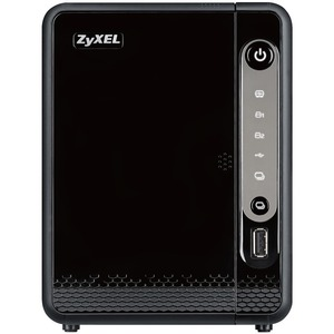 ZyXEL 2-Bay Personal Cloud Storage