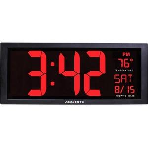 AcuRite 75127 Wall Clock