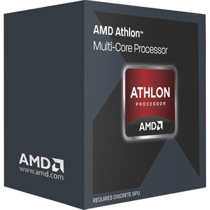 AMD Athlon X4 860K with 95W Thermal Solution 3.7 GHz Socket FM2+ AD860KXBJASBX