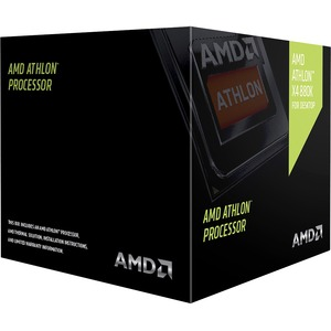 AMD Athlon X4 880K with 125W Thermal Solution 4.0 4 Socket FM2+ AD880KXBJCSBX