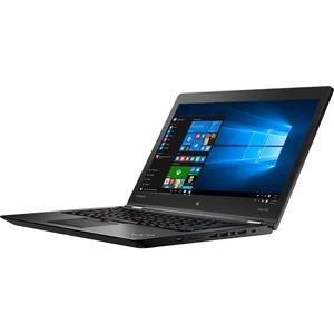 "Lenovo ThinkPad Yoga 460 20EM001LUS 14"" 2 in 1 Ultrabook - Intel Core i5 (6th Gen) i5-6200U Dual-core (2 Core) 2.30 GHz - 8 GB DDR3L SDRAM - 180 GB SSD - Windows 10 Pro 64-bit ...(more)"
