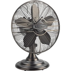 "Lasko 12"" Classic Metal Table Fan"