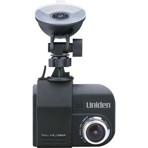 "Uniden Dash Cam DC4 Digital Camcorder - 2.4"" LCD - Full HD - Black"