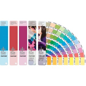 Pantone SOLID GUIDE Set Reference Printed Manual