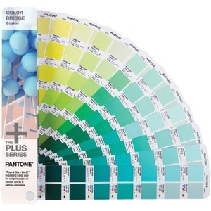 Pantone COLOR BRIDGE Coated Reference Printed Manual
