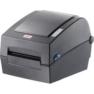 Oki LD630T Direct Thermal/Thermal Transfer Printer - Monochrome - Desktop - Label Print