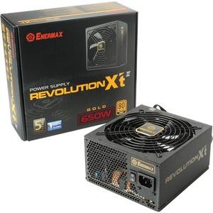 Enermax Revolution-X't II ERX650AWT ATX12V & EPS12V Power Supply