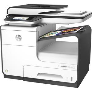 HP PageWide Pro 477dw Page Wide Array Multifunction Printer - Color - Plain Paper Print - Desktop