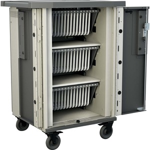 Bretford EVER Cart with MiX Module System AC