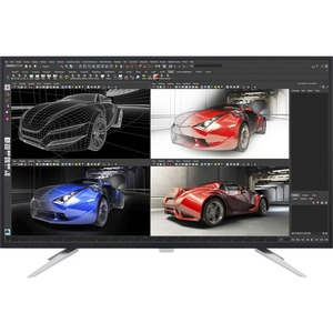 "Philips Brilliance BDM4350UC 43"" LED LCD Monitor - 16:9 - 5 ms"